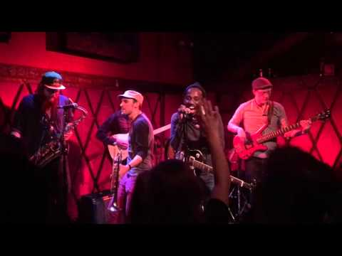 Osekre and the Lucky Bastards @ Rockwood Music Hall (26 February 2016)