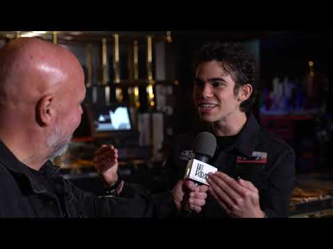 Cameron Boyce's Final On-Screen Interview (PARADISE CITY Behind the Scenes)