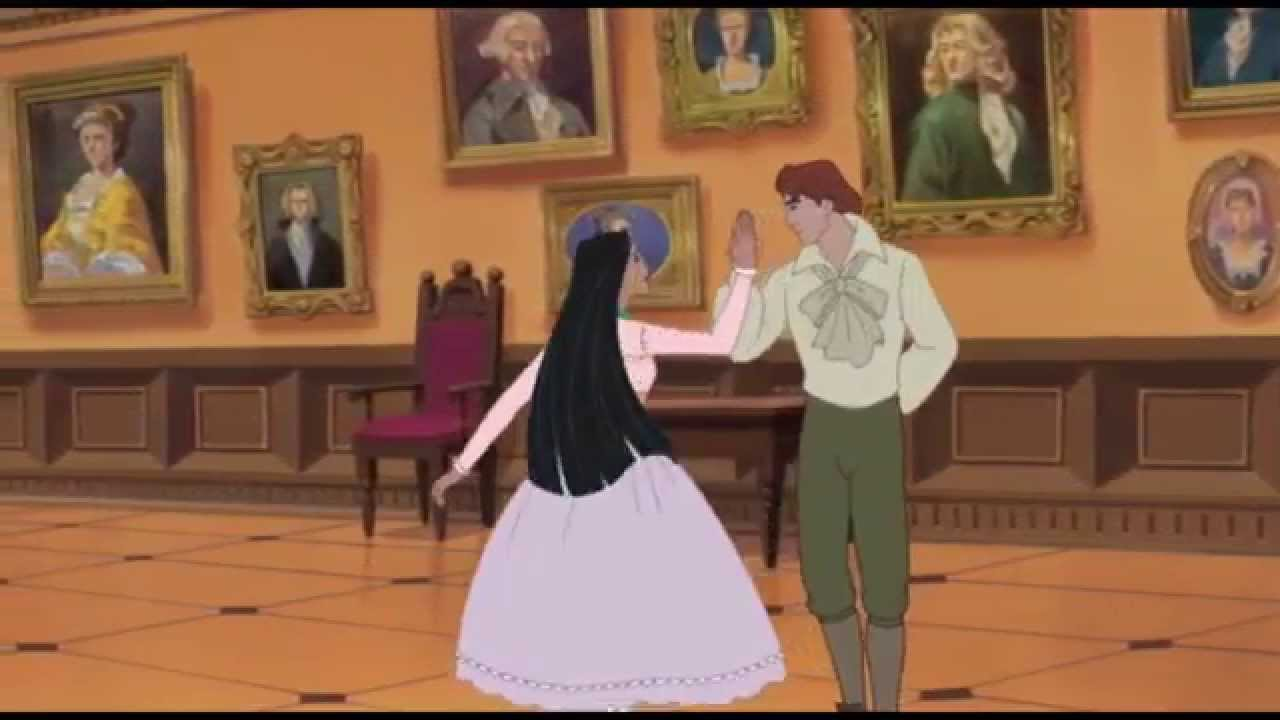 Pocahontas II - Wait \'Till He sees you\' (Latin Spanish) - YouTube