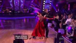 Nicole Scherzinger & Derek Hough - Pretty Woman Tango