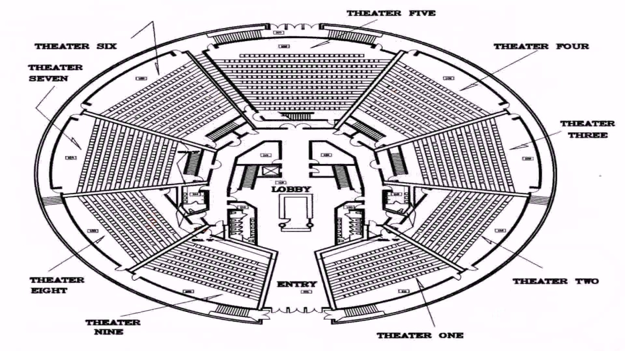 Floor plan theater youtube - Useful home theater design plans ...