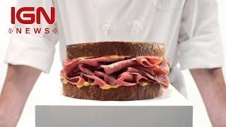 Arby's Devotes Sandwich to Jon Stewart - IGN News