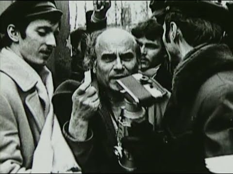 Kapuscinski, A Poet on the Frontline, excerpts