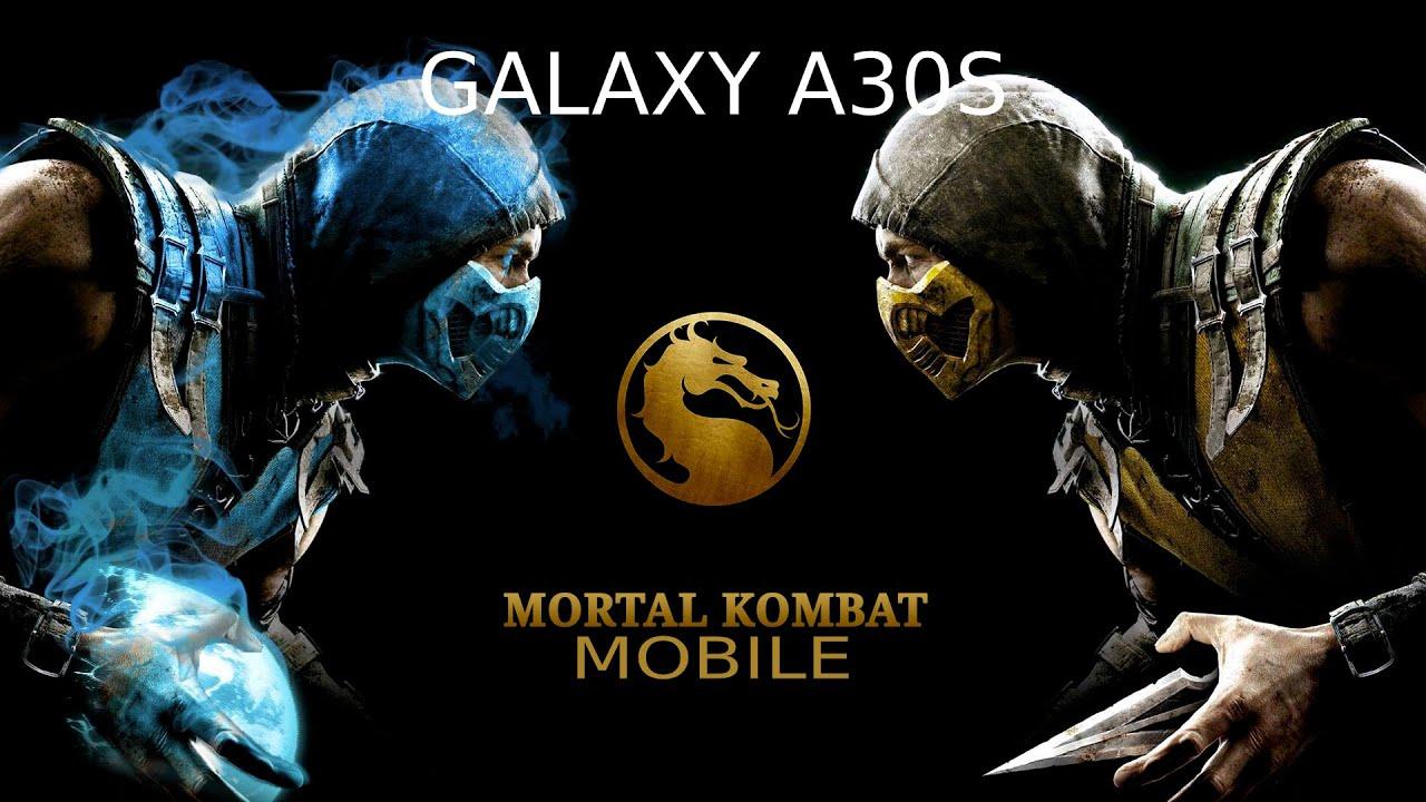 Mortal Kombat X Mobile - Samsung Galaxy A30s