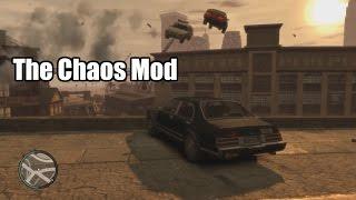 The GTA IV Chaos Mod (Funny Stream Highlights)