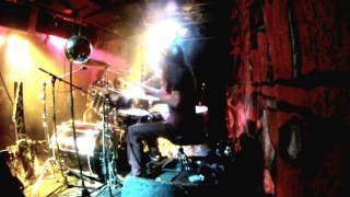 Fingernails - Total Destruction - ElCharlo DrumCam - Live @ Metal Magic Afterparty