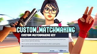 East Duo Custom Matchmaking Scrims | Fortnite Live cross platform | USE CODE: YT_iDroppedd