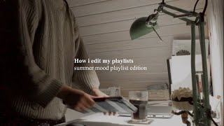 Download How i edit my playlist videos 💻✨ Finding aesthetic pictures, songs & editing program