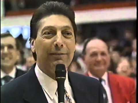 Jimmy V Reynolds Coliseum Speech, 2-21-1993