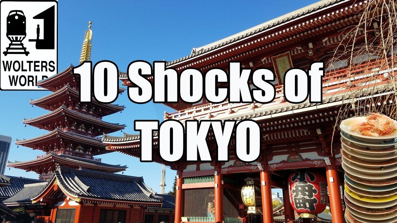 top ten sites in tokyo