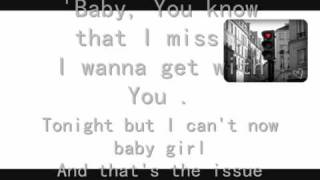 Jeff - Kiss me Thru the Phone + [ Lyrics]