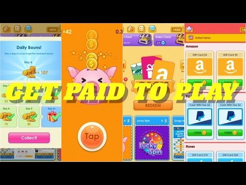 Play Games For Money Paypal