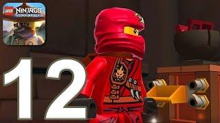LEGO Ninjago: Shadow of Ronin - Gameplay Walkthrough Part 12 (iOS, Android)