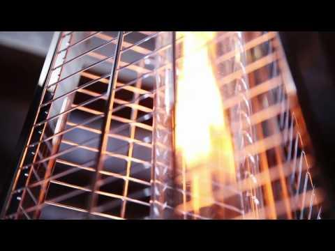 Уличный газовый обогреватель Ballu Flame