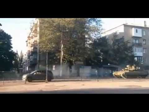 URGENT: Russian Tanks, Troops Cross Into Ukraine