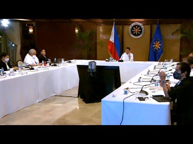 President Rodrigo Duterte Talk to the People - Sept. 14, 2021