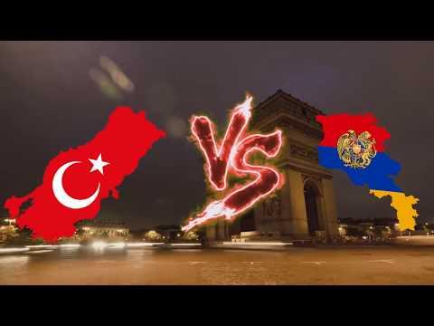 Türkiye vs Ermenistan ft. Müttefikler, Savaşsaydı?