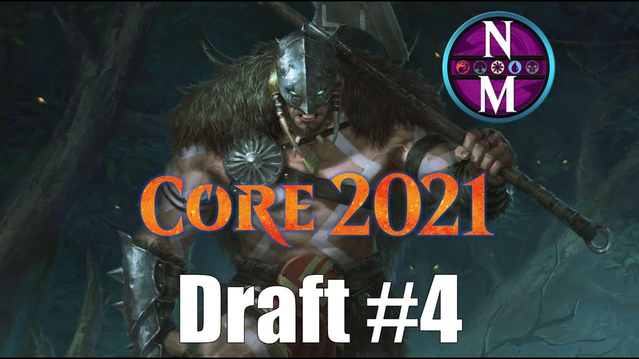Core Set 2021 Draft #4 | MTG Arena Premiere Draft
