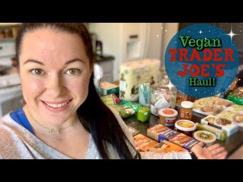 Trader Joe's Haul! | Vegan & Prices Shown! | October 2018