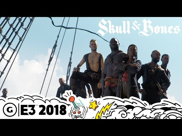 Skull & Bones Aspires To Be The Ultimate Pirate Experience | E3 2018