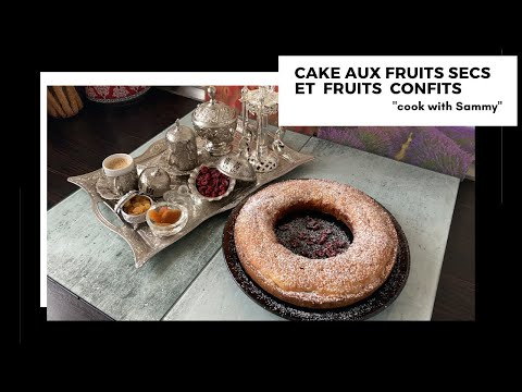 cake-aux-fruits-sec-et-confits-/-dried-and-candied-fruit-cake