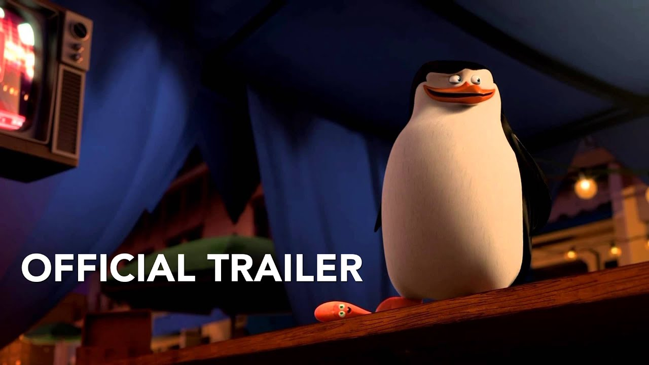 Penguins of Madagascar | Official Trailer #5 [HD] | 20th Century Fox South  Africa
