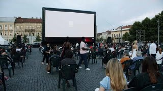 Começou o Festival Internacional de Cinema da Transilvânia