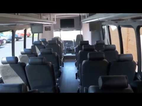 30 Passenger Executive Mini Coach