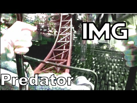 Predator [Gerstelauer Eurofighter] IMG Worlds of Adventures Dubai 60FPS OnRide GoPro