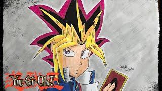 Stop Motion Drawing Yu-Gi-Oh!: Yami Yugi #159