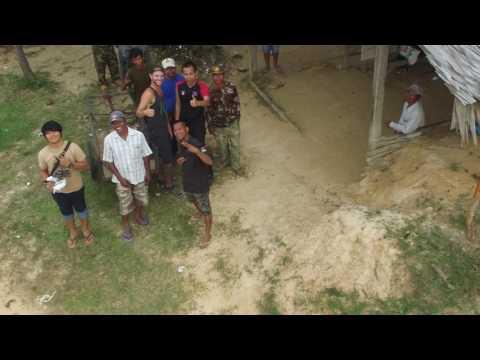 DRONE matt 02/12/2016 cambodia firng range outdoor phnom penh