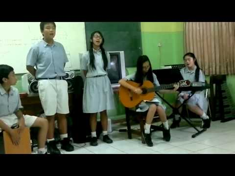musical poem (musikalisasi puisi) - Hukum Cinta
