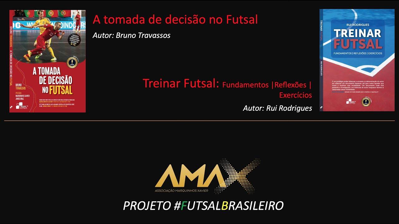 Projeto Futsal Brasileiro Amax Futsal