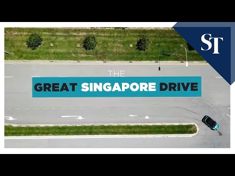The Great Singapore Drive: 200km road trip in a day   The Straits Times