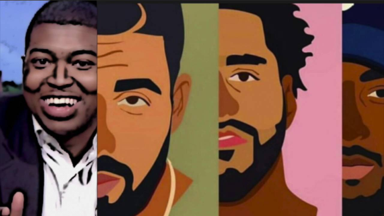 J Cole Eyebrows Vs Drakes REAL RAP: The D...