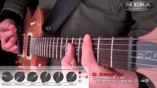 Mesa Boogie Royal Atlantic RA-100, Sounds -- Drop D HI (7 of 8) | Full Compass