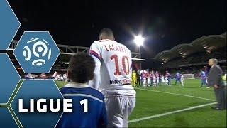 Olympique Lyonnais - SM Caen (3-0)  - Résumé - (OL - SMC) / 2014-15