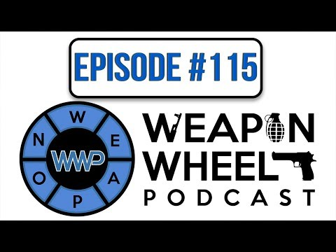 Mario Odyssey   Wolfenstein 2   Assassins Creed Origin   Sunset Overdrive   Weapon Wheel Podcast 115