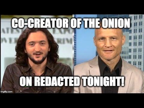 [20] THE ONION Co-Creator & Editor, Scott Dikkers, Talks w/ Lee Camp