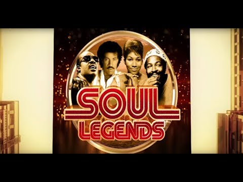 Soul Legends - The Album (TV AD)
