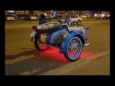 Украинские мотоциклы Dnepr Vintage
