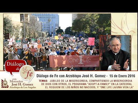 """""""Compartiendo la Misericordia de Dios con Otros"""" - Diálogo de Fe (enero 2016)"""