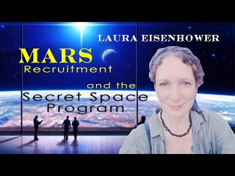 Laura Eisenhower Breaks Free - Mars Recruitment and the Secret Space Program