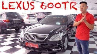 Lexus LS430 giá 600 triệu: CÓ NÊN MUA?