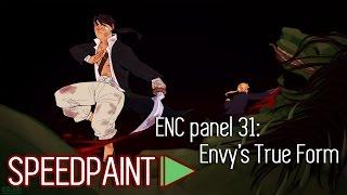 E.N.C. ARTVID - Panel 31: Envy's True Form +Speedpaint+