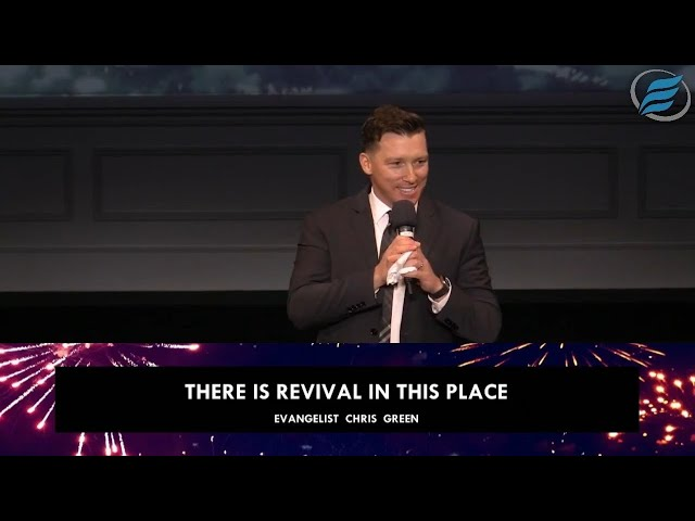01/03/2021  |  There is Revival in this Place  |  Evg. Chris Green