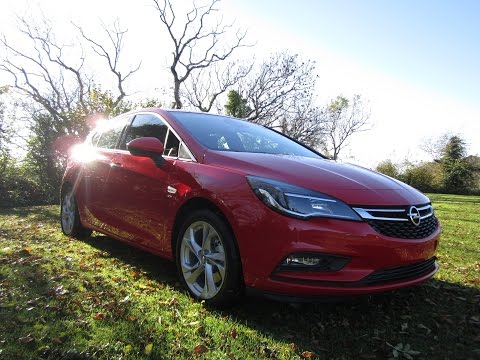 Review & Test Drive: 2016 Opel Astra K (SRI & SC)