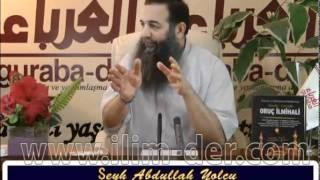 Şeyh Abdullah Yolcu - Selefi Salihin ve Ramazan 4