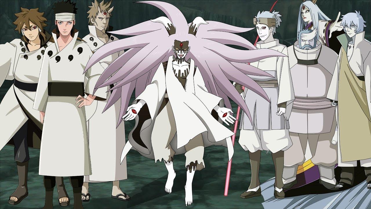 All Otsutsuki Clan Ultimate Jutsus, Abilities & Awakenings - Naruto Storm 4  Road to Boruto - YouTube