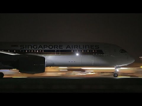 Viagem inaugural do voo mais longo do mundo